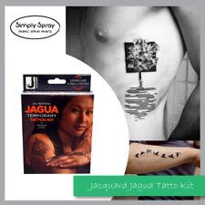 Jacquard Jagua Tattoo Kit Non-permanent Body Art Temporary tattoo Kit- FREE POST