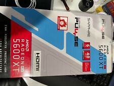New listing Sapphire Pulse Amd Radeon Rx 5600 Xt 6Gb Gddr6