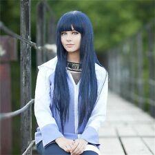 Naruto Hyuga Hinata fancy cosplay kostüm perücke