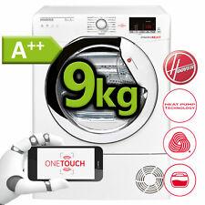 Wäschetrockner Trockner A++ Wärmepumpentrockner Hoover Kondenstrockner 9kg NFC