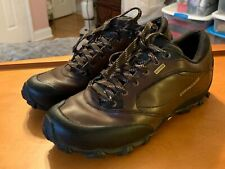 15be5b68 Men's Patagonia Hiking Shoes Brown Leather Size .5 Drifter Sable Brown