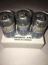 Lot Of 3 Milani Loose Eyeshadow Eye Shimmer Misty Blue 08 New Sealed!