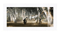 The Last of Us Part II 2 Ellie Santa Barbara Suburbs Poster Lithograph Print