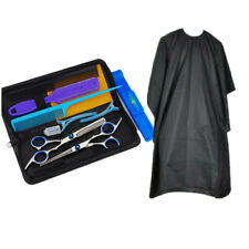 11 Pcs Professional Barber Clippers, Hair Cutting Thinning Shears, Scissors Kit