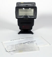 FLASH FOR SONY MINOLTA  W/ DIFFUSER + STAND