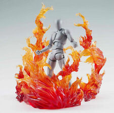 S.H.Figuarts Tamashii EFFECT BURNING FLAME (Red Ver.) Fix D-Art figma