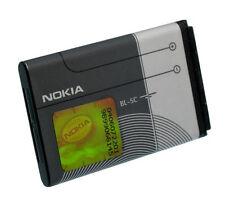 BL-5C Original Nokia Li-Ion 1020mAh Battery ORIGINE NOKIA 6085 6086 6108 6230