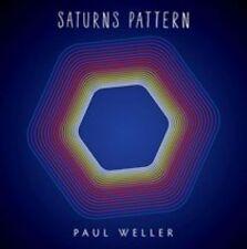 Paul Weller - Saturns Pattern (CD, 2015, Parlaphone) BRAND NEW