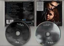 "TWILIGHT ""Deluxe Edition"" (CD+DVD BOF/OST) 2009"