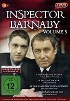 Inspector Barnaby, Vol. 05 [4 DVDs] | DVD | Zustand gut