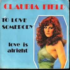 12519  CLAUDIA FIELD  TO LOVE SOMEBODY