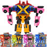 Miniforce X Lucybot Lucy Bot Transformer Machine Car Mini Robot Toy Xmas Gift