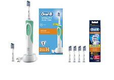 Braun Oral-B PRO 670 Trizone Brosse À Dents Électrique PLUS 4 Extra Embouts