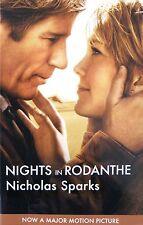 Nights In Rodanthe - Nicholas Sparks - Medium Paperback 20% Bulk Discount