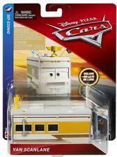 CARS - VAN SCANLANE - Mattel Disney Pixar