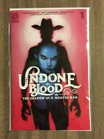 Undone by Blood #1 Andrew Robinson 1:15 Variant NM