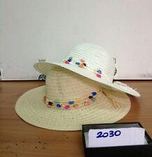 cappello bianco elegante cerimonia taglia unica hat cocktail donna