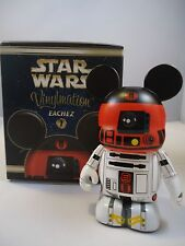 STAR WARS Vinylmation R2Mk Eachez-signed by artist - Star Wars Weekend #1 excl