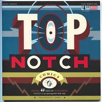 Top Notch Comics 1 Fantagraphics 1998 NM Ethan Persoff