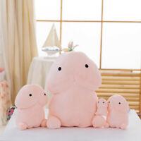 Cute Soft Stuffed Plush Toys Dingding Pillow Doll Cushion Bag Pendant Kids Gift