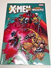 X-men - The Age of Apocalypse Dawn - TPB - Marvel Comics - Excellent Shape