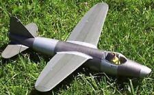 Heinkel He-178 Airplane Desk Wood Model Regular New Free Shipping