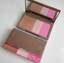 Urban Decay Naked Flushed Highlighter, Bronzer & Blush Palette In Native ~ NIB