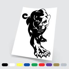 Adesivi per Auto Moto Notebook Pc Stickers Adesivo in vinile nuovo Pantera Nera