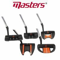 Masters Genus Golf Putters all Models