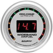 Auto Meter 4379 Gauge, Air/Fuel Ratio, Street, Electric-Digital, Ultra-Lite