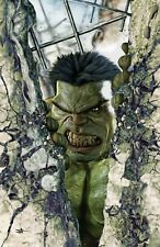 Hulk #1 Marco Turini Nm Trade Variant Marvel 2021 By Donny Cates