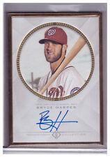 2016 Topps Transcendent Auto BRYCE HARPER Nationals GOLD FRAMED AUTOGRAPH 45/52