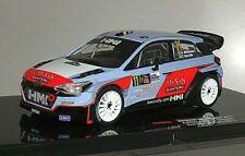 Hyundai NG i20 WRC, No.11, Hyundai Motor Rallye Monza, 2017A.Mikkelsen/T.Neuvill