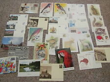 WORLDWIDE POSTCARD  LOT OF 50 ALL PICTURED