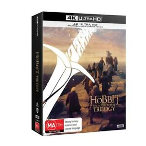 The Hobbit Trilogy - 4K Ultra HD (Extended & Theatrical Editions)
