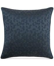 Hotel Collection Cubist Abstract Euro Pillow Sham Indigo $135