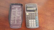 TEXAS INSTRUMENTS TI-30Xa Solar School Edition Scientific Calculator