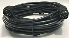 MK2 Powerlink 8 pin din Speaker Cable FITS Bang Olufsen BEOLAB Fully Wired 25 ft