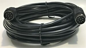 MK2 Powerlink 8 pin din Speaker Cable FITS Bang Olufsen BEOLAB Fully Wired 12 ft