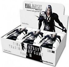 Final Fantasy TCG Opus III Collection Booster Box [36 Packs]