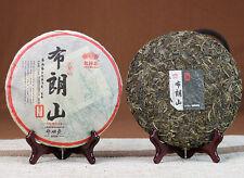 "China spring Bulang Haiwan""Lao Tong Zhi"" Menghai Pu erh RAW Tea Cake,er unCooked"