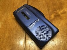 Olympus Pearlcorder S702 Micro Cassette Voice Recorder
