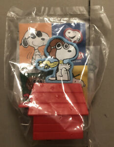 2007 Burger King Peanuts Snoopy Toy -NIP