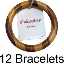 NWT $84 Wholesale Lots Bangle Bracelets Wood Fashion Jewelry Costume XHILARATION