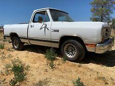 1987 Dodge Other Pickups D150