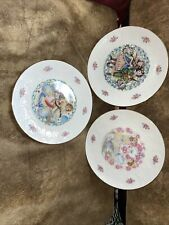 Royal Doulton 1977 Collector Plate My Valentine Day 1982 1980 1976