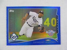 Desmond Jennings Tampa Bay Rays 2014 Topps Baseball Card 84