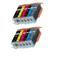 12 PK Ink Cartridges + smartchip for Canon 250 251 Pixma MG7120 MG6320 MG7520