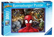 New! 10728 Ravensburger Spider-Man XXL100 Piece Jigsaw Puzzle Children Age 6yrs+
