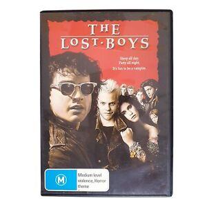 The Lost Boys Movie DVD Region 4 AUS Free Postage - Horror Vampires